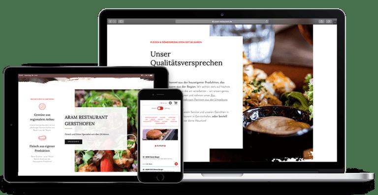 Lieferando alternative - online Bestellsystem für Lieferdienste